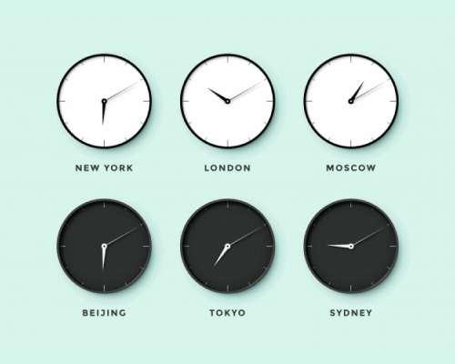 Flexible Time Zones
