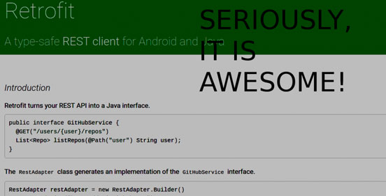 Mock API response in Retrofit using custom clients