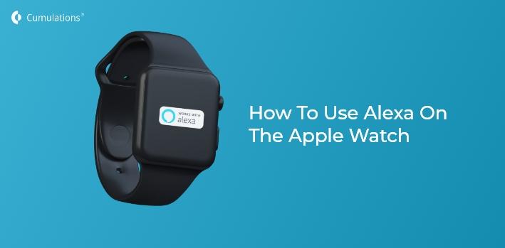 Alexa On The Apple Watch