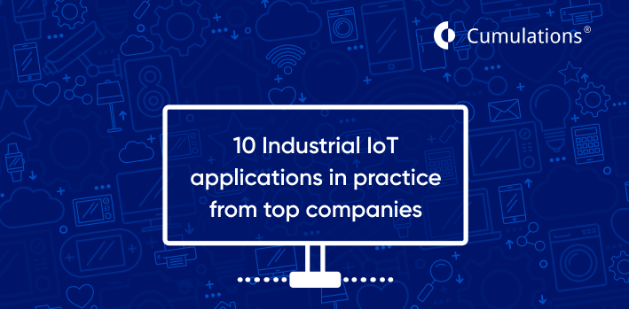 10 Industrial IoT applications
