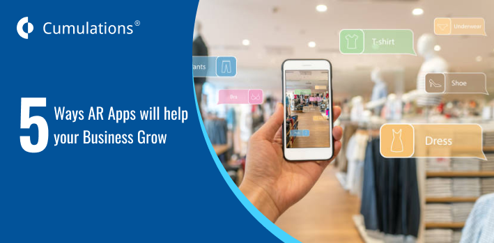 5 ways AR Apps will help your Business grow