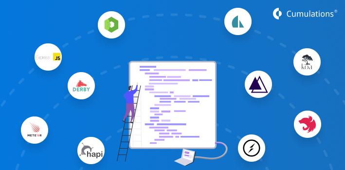 Top 10 Node js Frameworks for Web & Mobile App Development