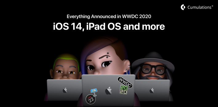 Everything Announced in WWDC 2020: iOS 14, iPad OS and more