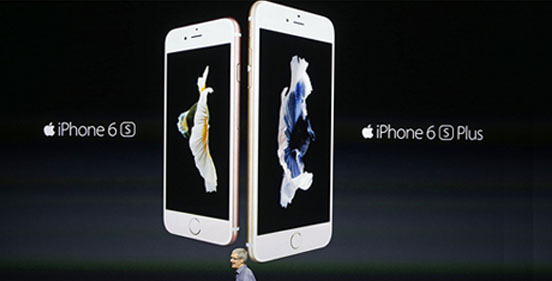 Apple Introduces iPhone 6S