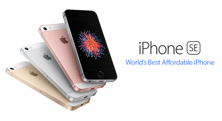 iPhone SE- Apple Returns to It's Old Design(New Old iPhone