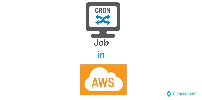 Cron jobs on Amazon Web Services