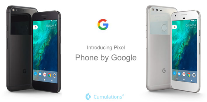 Google Launches 5-inch Pixel and 5.5-inch Pixel XL phone