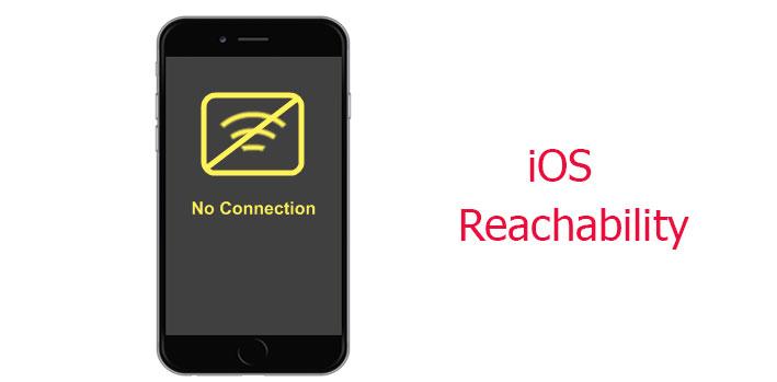 Reachability - iOS
