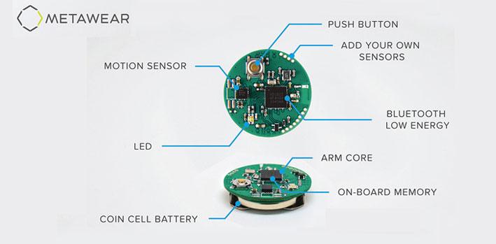 Decoding MetaWear APIs Using BLE To Read Pulse Sensor   Cumulations