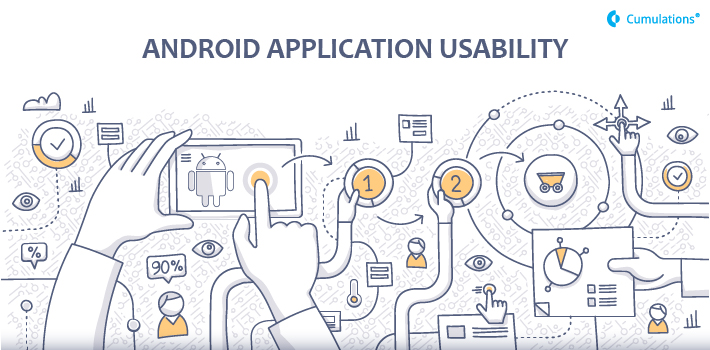 Improve Android Application Usability