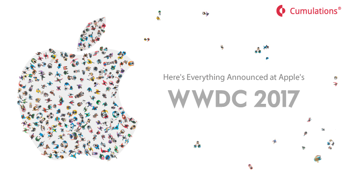 Apple's WWDC 2017 Keynote