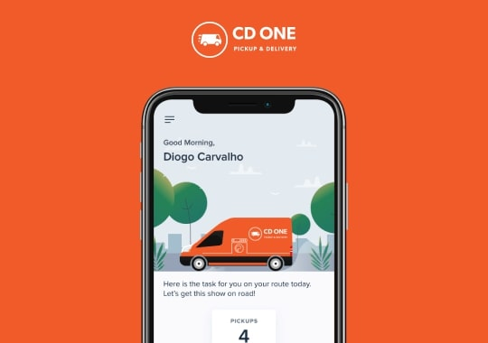 CD One Delivery