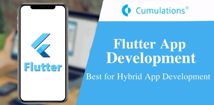 Flutter is the best Hybrid app Platform